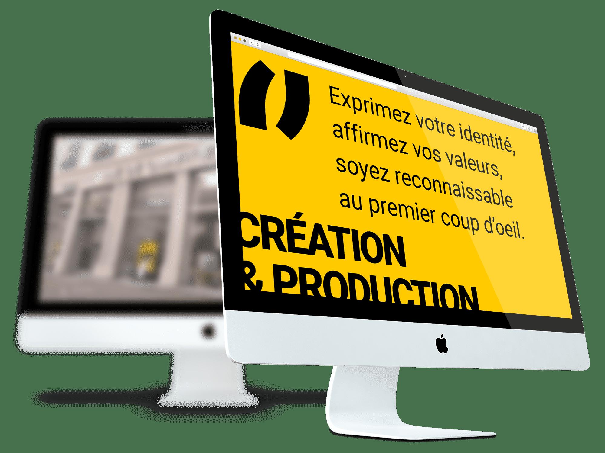 Aller à création et production