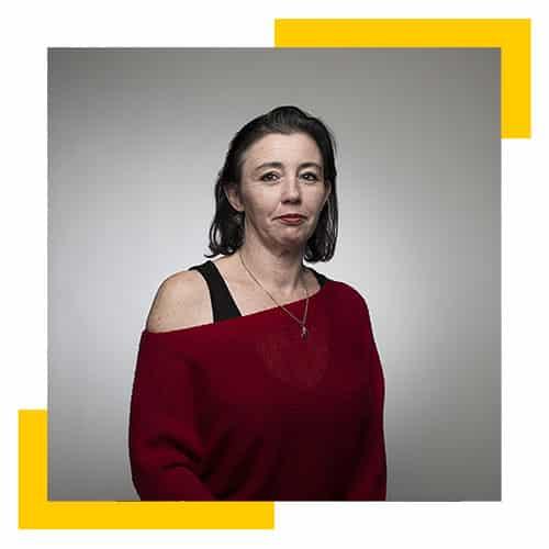 Portrait Audrey Doignies