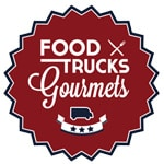 Logo Food trucks Gourmets